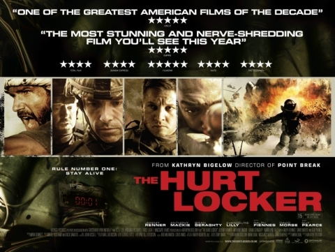 hurt locker and ptsd The hurt locker three cinescene writers on kathryn bigelow's stunning iraq film chris knipp already celebrated for its breathtaking realism in depicting in eight reported symptoms of post-traumatic stress disorder: flashbacks, nightmares, feelings of detachment, irritability, trouble concentrating and sleeplessness.